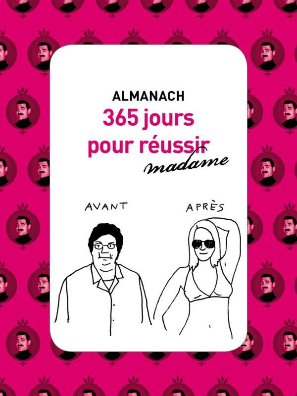 365 JOURS POUR RÉUSSIR MADAME
